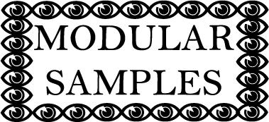 Modularsamples – Free EXS24 & Kontakt Samples